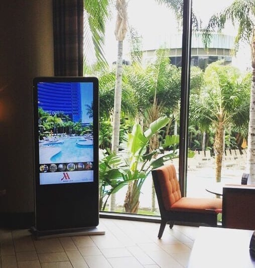 marriott digital concierge system
