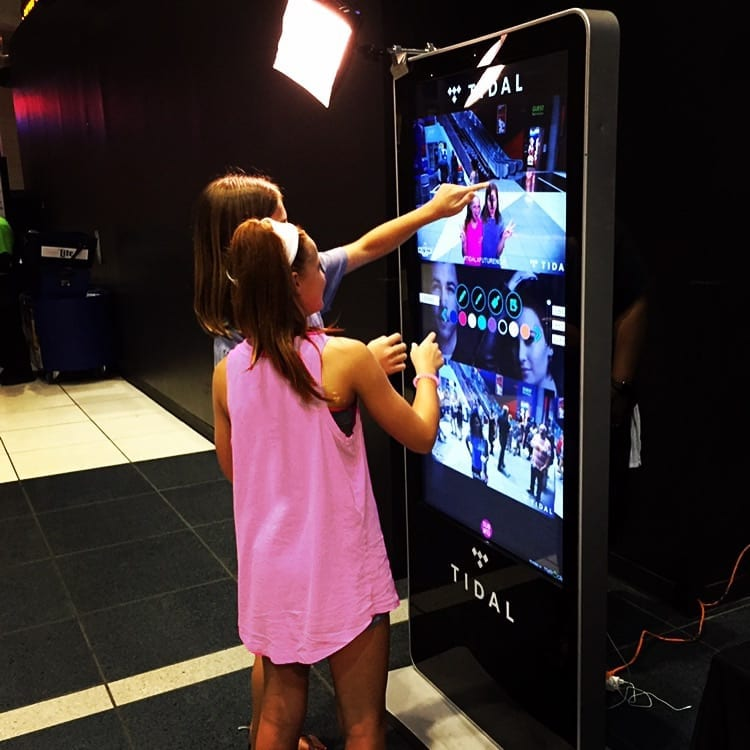 metroclick kiosks events entertainment