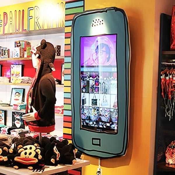 paul frank custom install digital display