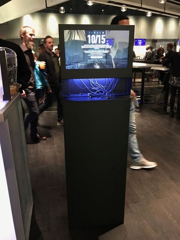 tidal interactive charging stations metroclick