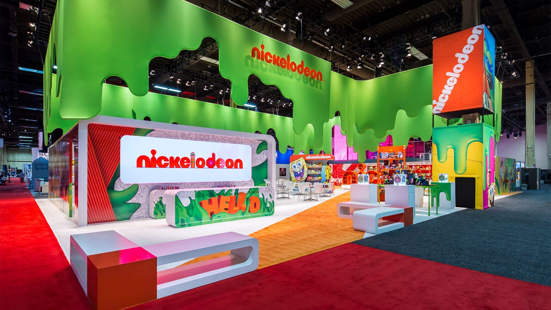 5 Coolest Trade Show Booths (and how to boost your booth's appeal!)