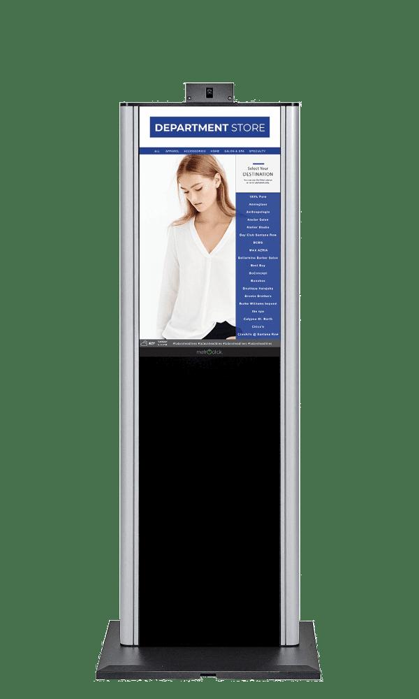 Metroclick - Retail Mall Kiosks Manufacturer Company