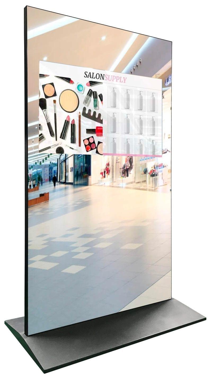 metroclick GLASS 3 REI GORGEOUS transparent touchscreen glass display