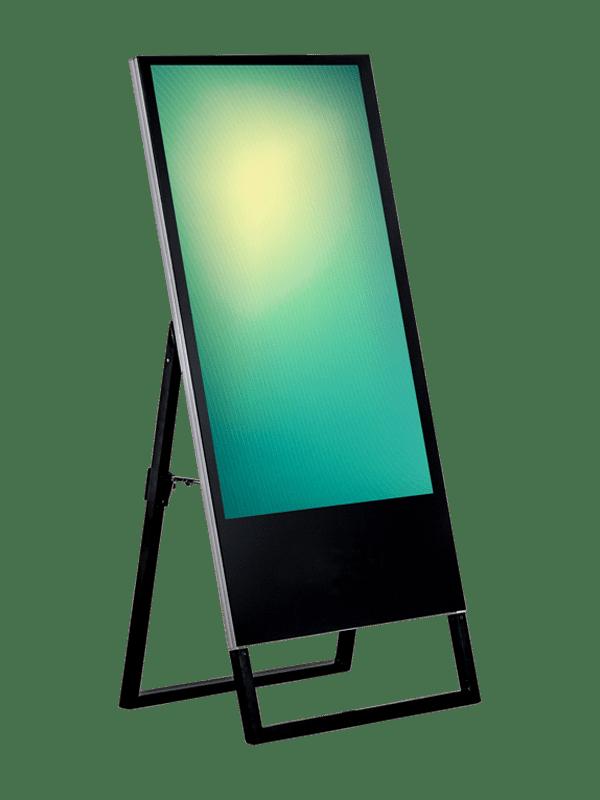 a frame kiosk